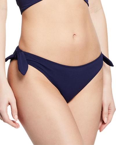 Timeless Basics Side-Tie Bikini Bottom