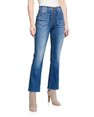 The Patch XYZ Insider Ankle Jeans