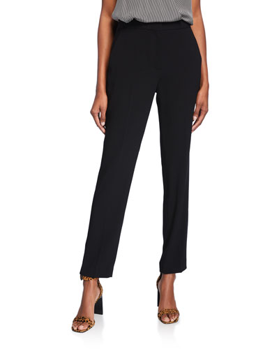 Windsor Tailored Crepe Pants