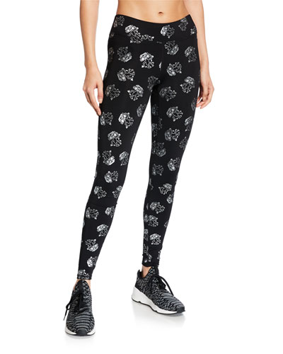 fe6217103f37a6 Terez X Keith Haring Tall Band Leggings