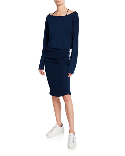 Baby Thermal Double-Layer Dress
