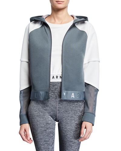 Move Light Full-Zip Hooded Active Jacket