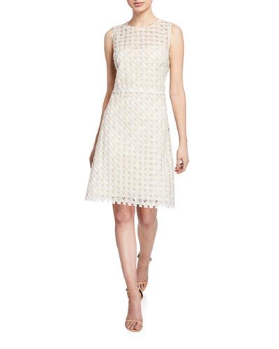 Rosaleen Woven Sleeveless Dress