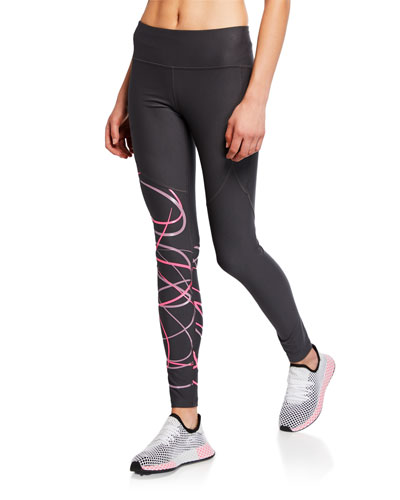 Vanish Printed Performance Leggings