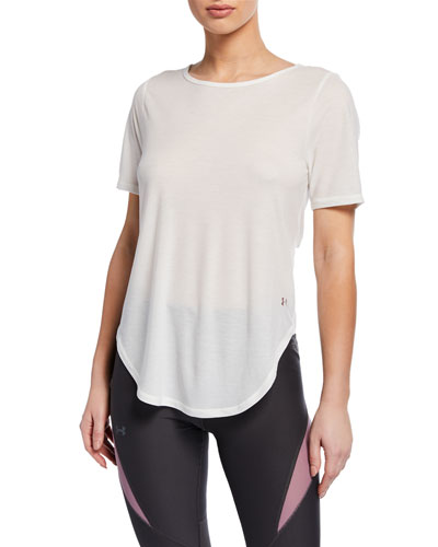 Perpetual Open-Back Active Tee