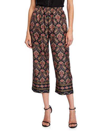 d9f9cfc948d050 Pull On Silk Pants | bergdorfgoodman.com