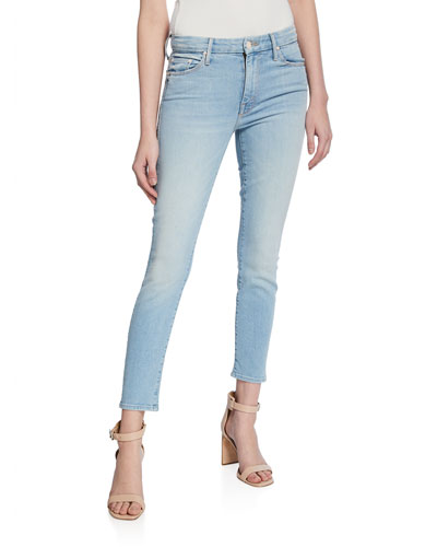 The Looker Crop Skinny Jeans