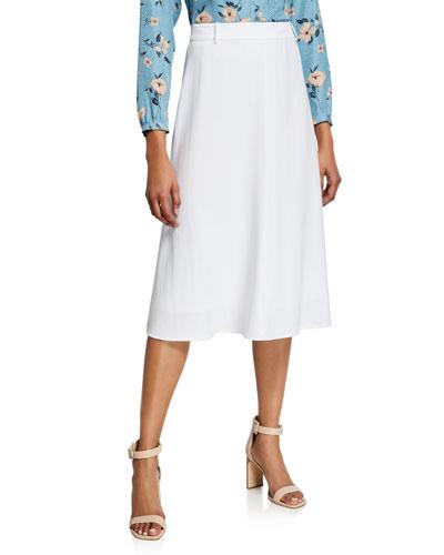 Dakota A-Line Midi Skirt