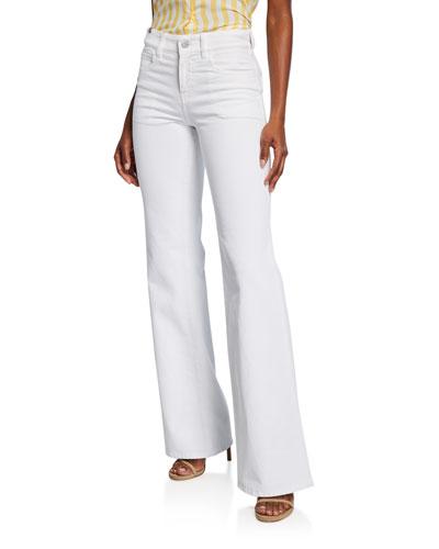 Dahlia 5-Pocket Boot-Cut Jeans
