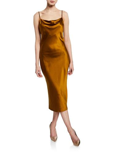 4bff4238c73 Cowl Neckline Dress