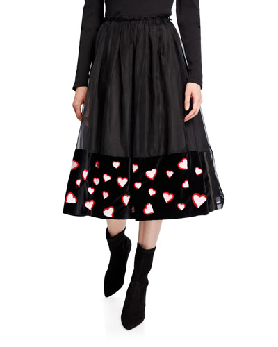 be21d59482 The Petticoat Skirt Quick Look. Marc Jacobs