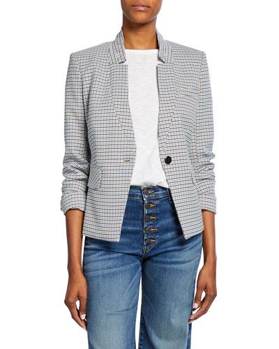 Farley Checkered Dickey Jacket