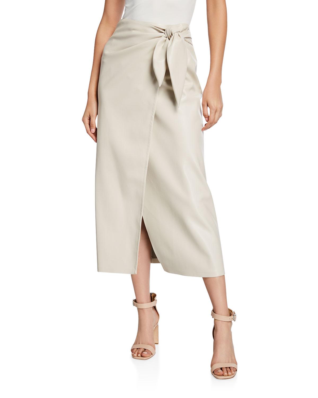 991054133d nanushka midi skirts for women - Buy best women's nanushka midi ...