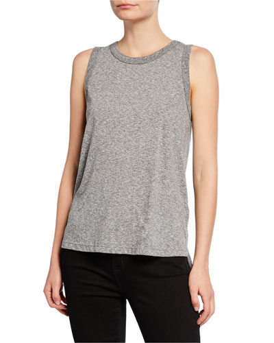 The Muscle Tank, Gray