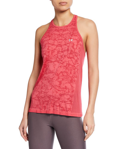Vanish Seamless Mesh Tank