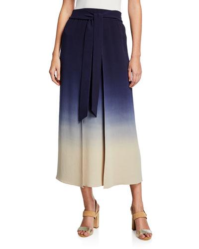 0649cccf82 High Waist Silk Skirt | bergdorfgoodman.com