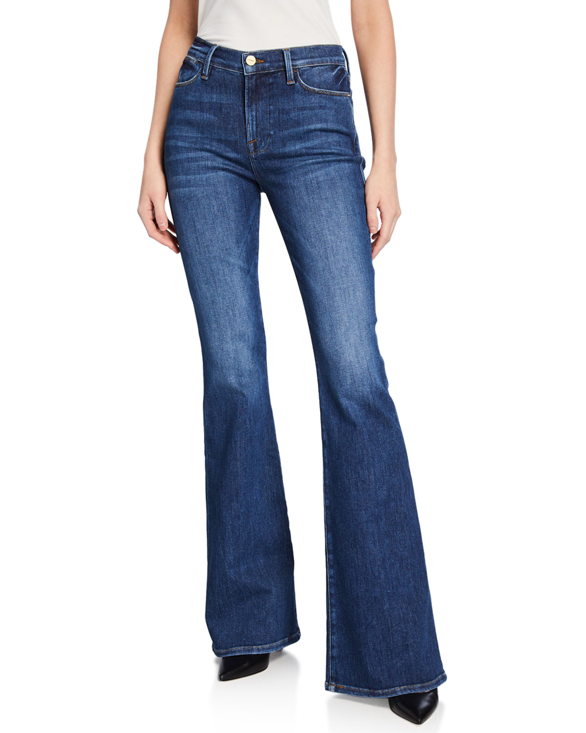 Frame Jeans LE HIGH FLARE JEANS