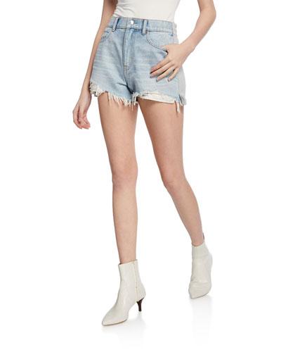 Bite Combo Cutoff Shorts