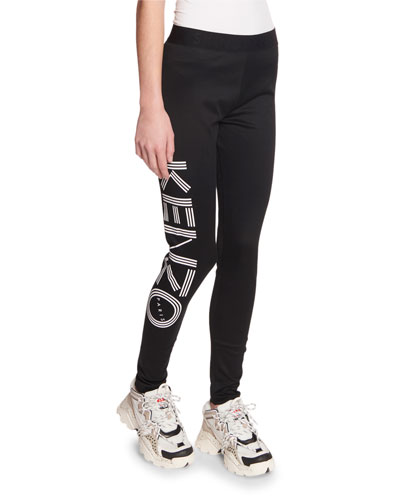 Sporty Logo Leggings