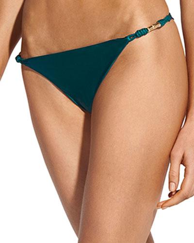 Luli Solid Bikini Bottom