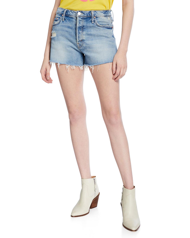 The Tomcat Denim Shorts