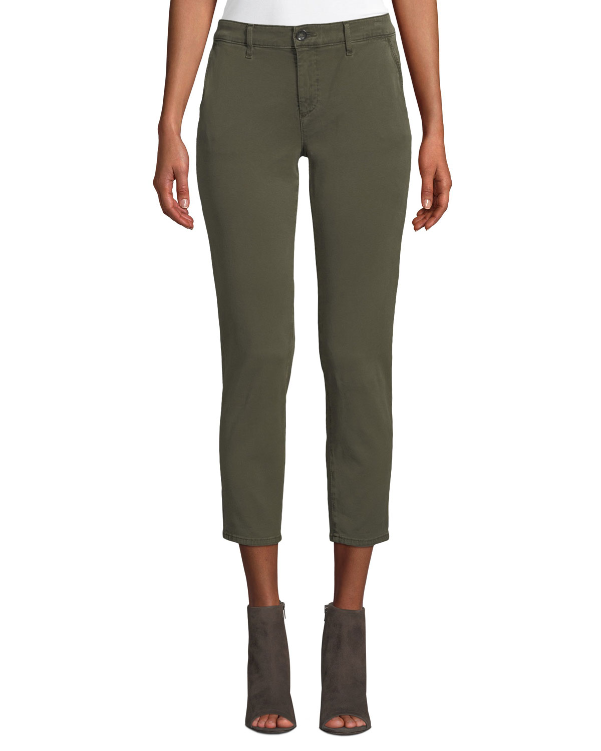 Ag Pants THE CADEN TAILORED DENIM TROUSERS