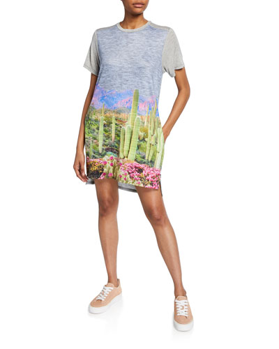 Sunset Canyon Mini Summer Dress