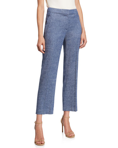 Leena Cropped Pants