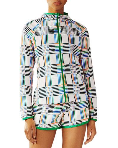 bcf4ff80e1 Nylon Zip Jacket | bergdorfgoodman.com