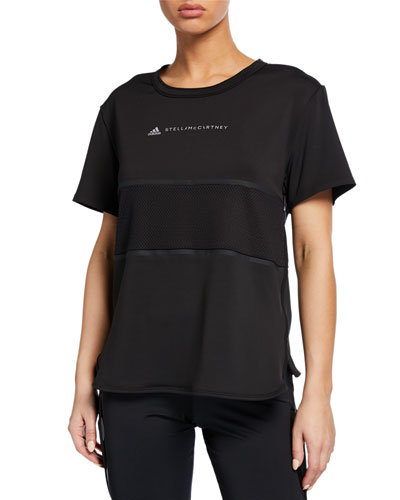 Run Loose Short-Sleeve Tee