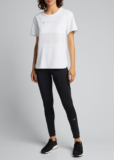 Run Loose Short-Sleeve Athletic Tee