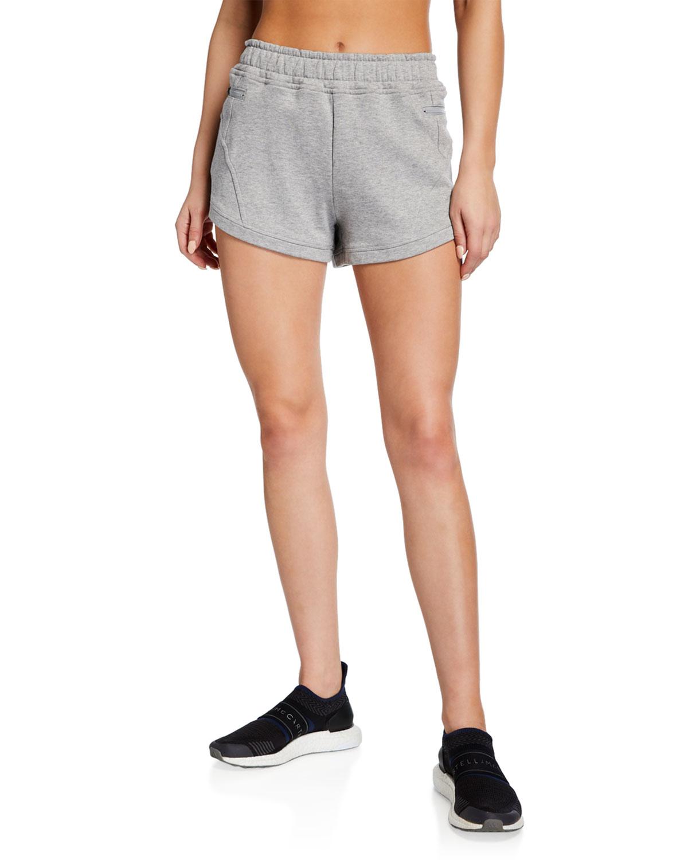 Adidas By Stella Mccartney Shorts ATHLETICS COTTON SHORTS