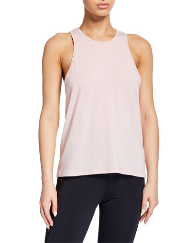 Flow Cutout-Back Tank Top