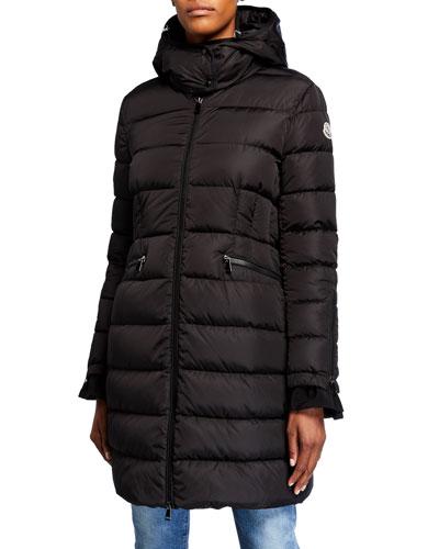 Betulong A-Line Puffer Jacket