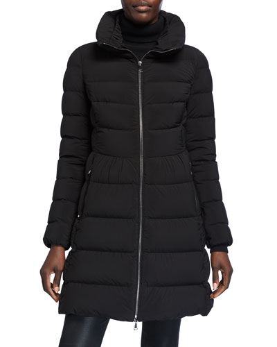 Nevalon Semi-Fit Puffer Coat