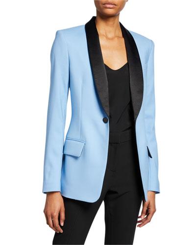 Oren Shawl-Collar Jacket