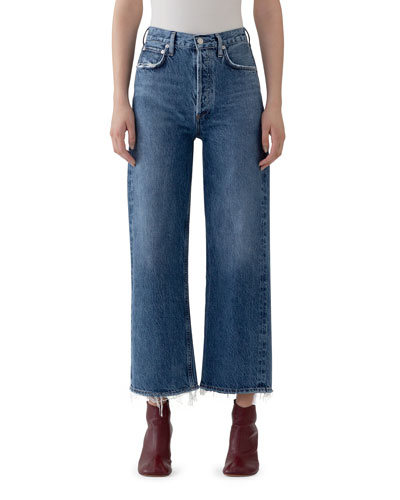 Ren High-Rise Wide-Leg Jeans