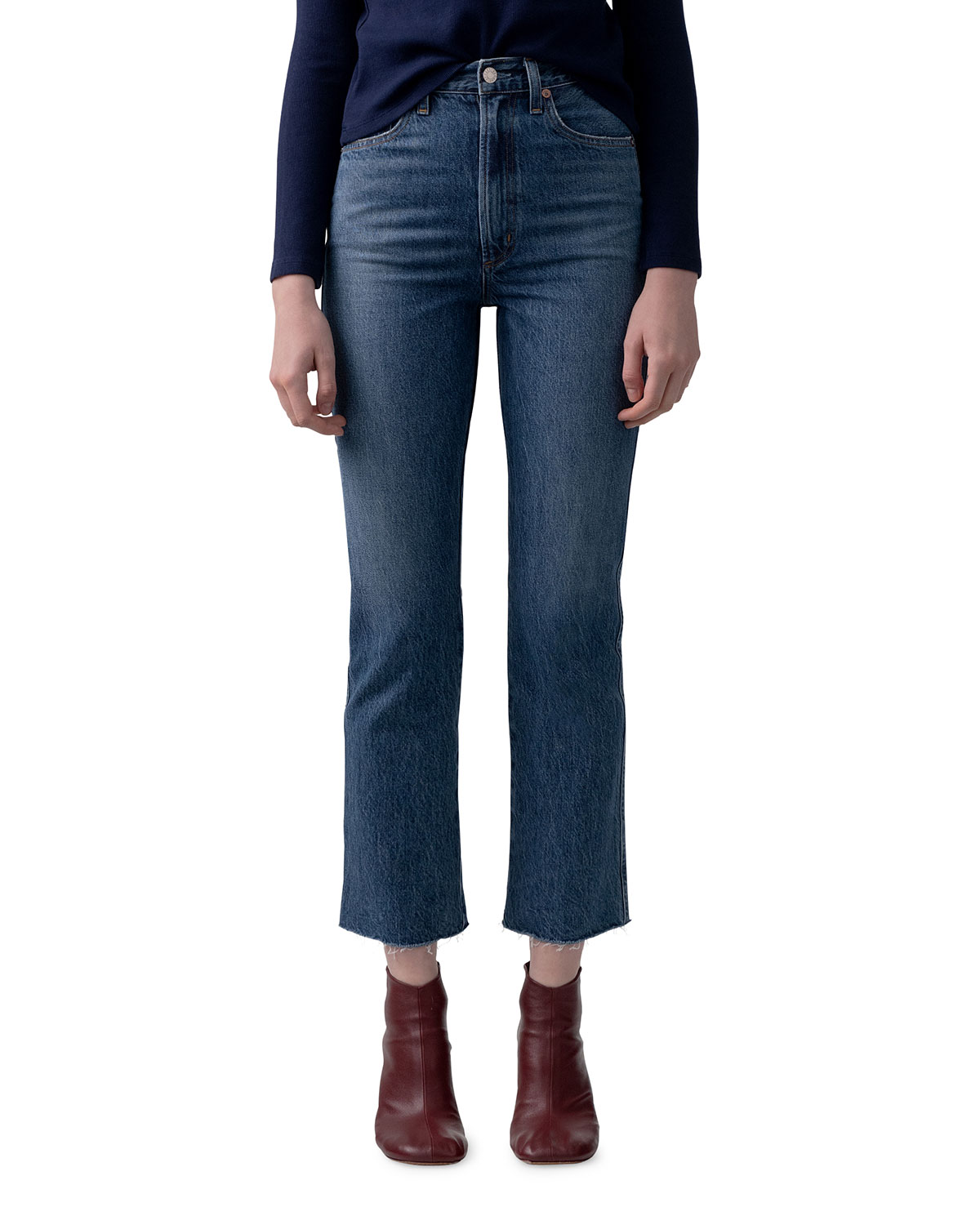 Agolde Jeans PINCH WAIST HIGH-RISE KICK FLARE JEANS