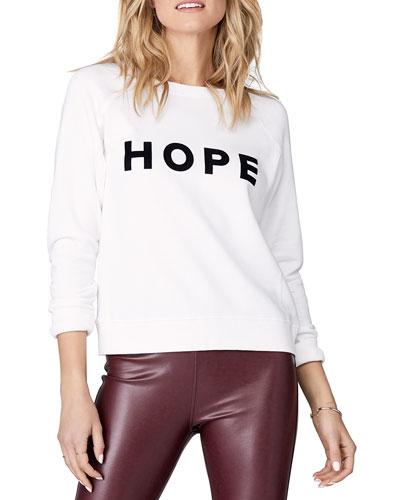 Hope Raglan Pullover