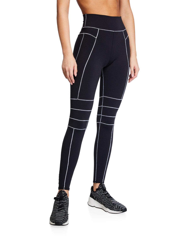 Alo Yoga Pants HIGH-WAIST ENDURANCE LEGGINGS