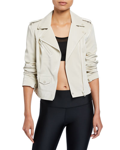 City Classic Moto Jacket