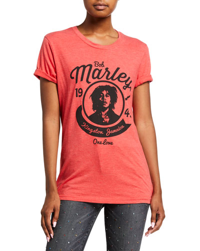 Milo Bob Marley Roll-Sleeve Tee