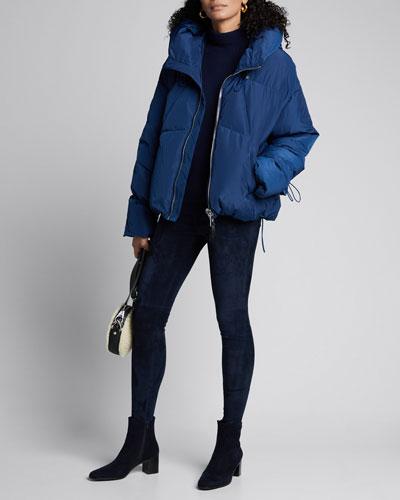Matignon Drawcord Puffer Coat