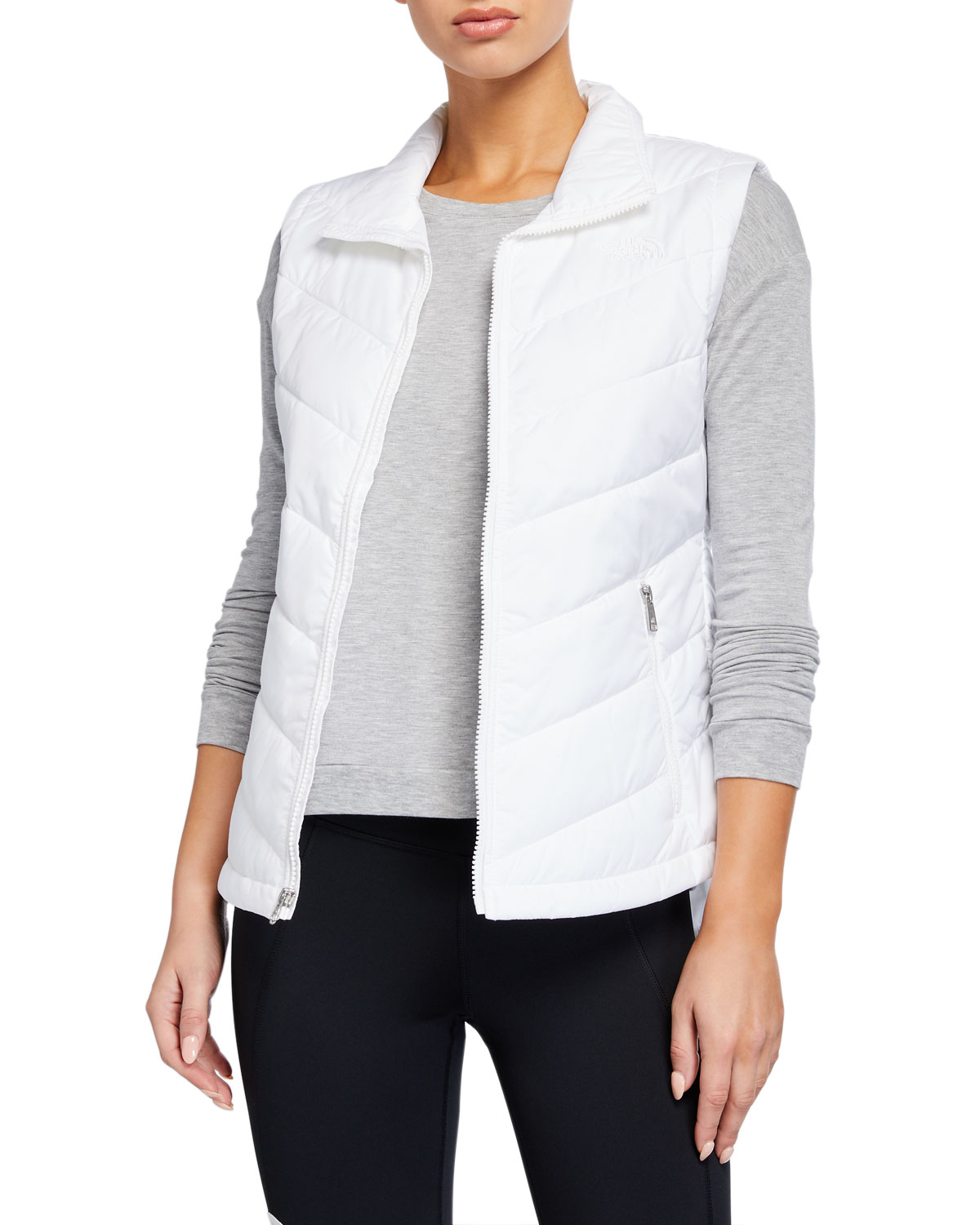 The North Face Tops TAMBURELLO QUILTED VEST