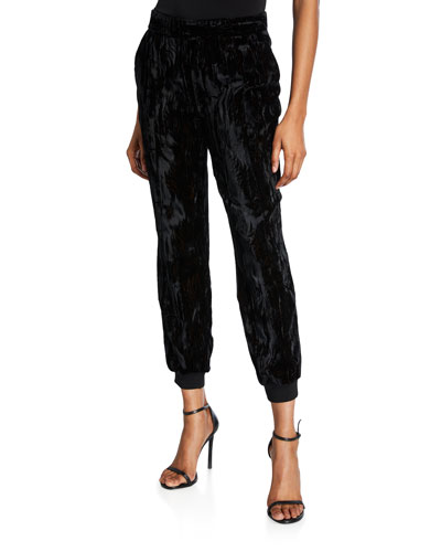 Pete Slouchy Pull-On Pants