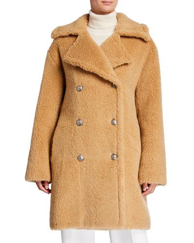Martingale Maxi Teddy Coat
