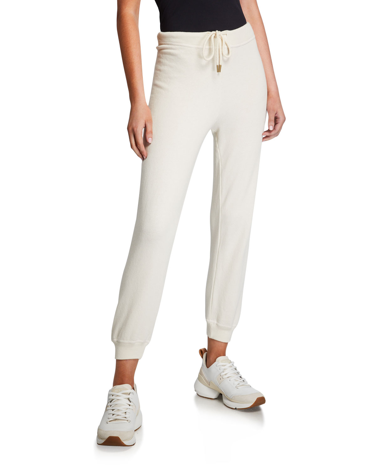 The Great Pants THE CROPPED SWEATPANTS