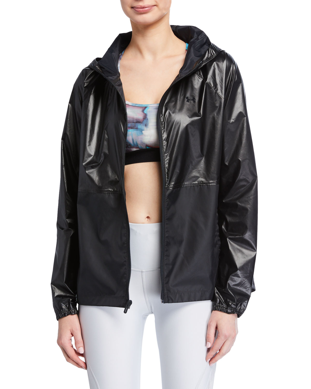 Under Armour Jackets METALLIC WOVEN JACKET