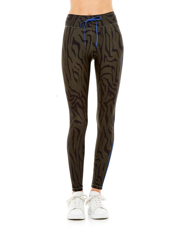 The Upside Pants MIDNIGHT TIGER YOGA PANTS