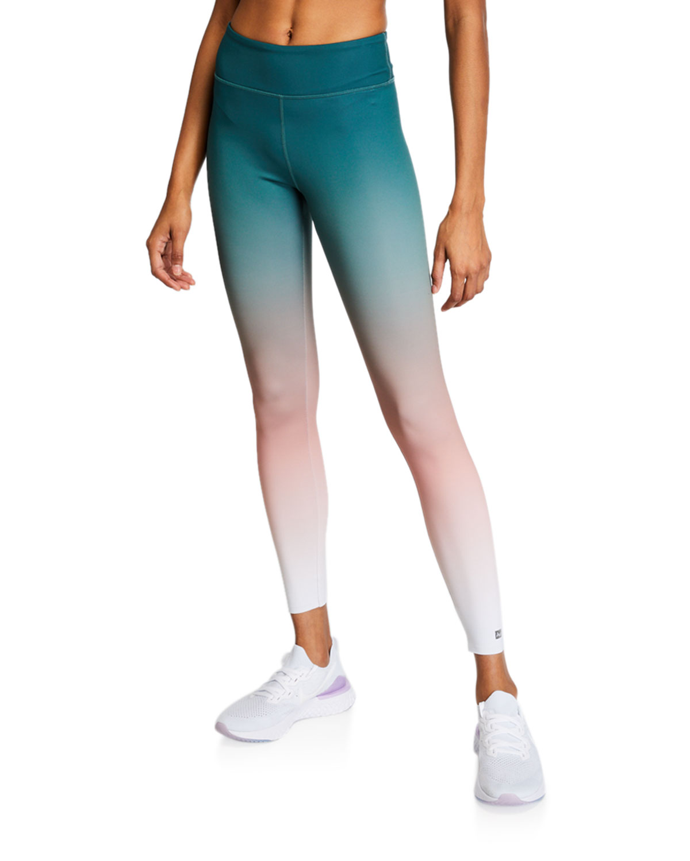 Aurum Pants INSPIRATION OMBRE PERFORMANCE LEGGINGS